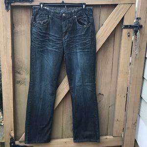 Ecko Unlimited Dark denim jeans size 36 waist